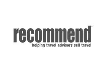 recommend logo