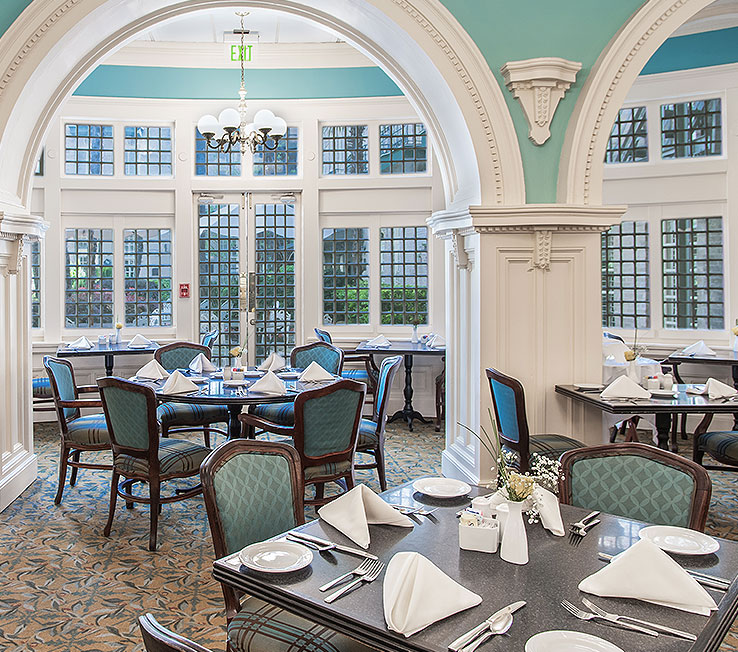 The Colonial Room Restaurant