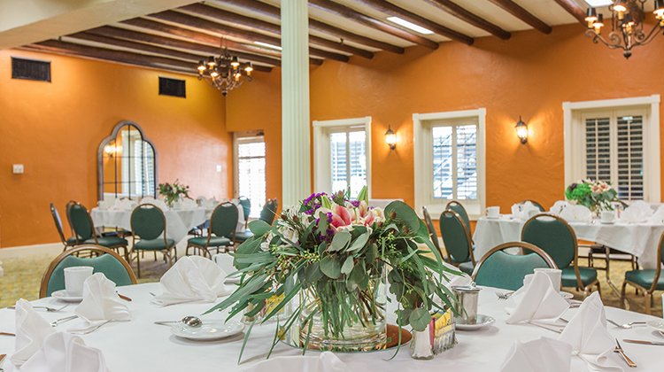 The Menger Patio Room