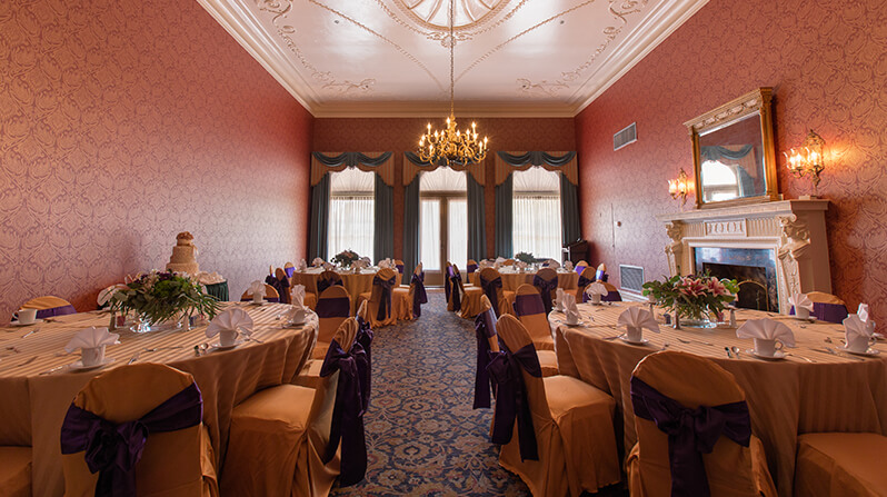 The Renaissance Room at The Menger Hotel