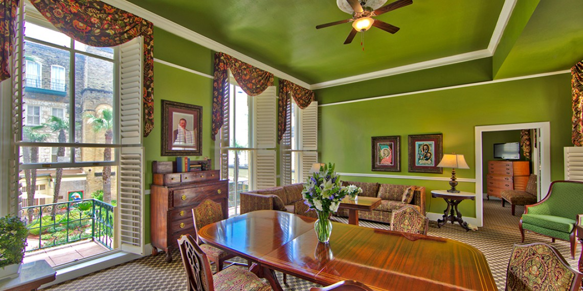 San Antonio Hotels View Our Suites Menger Hotel