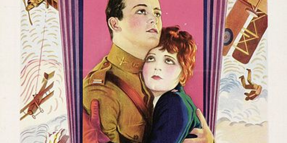 Poster for 1927 Film Wings