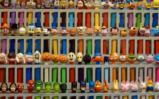 Dating pez dispensers