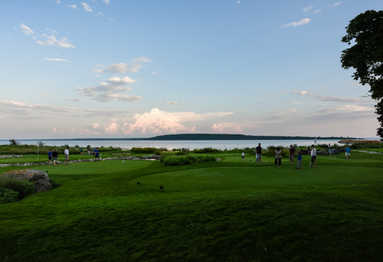 Wawashkamo Golf Package