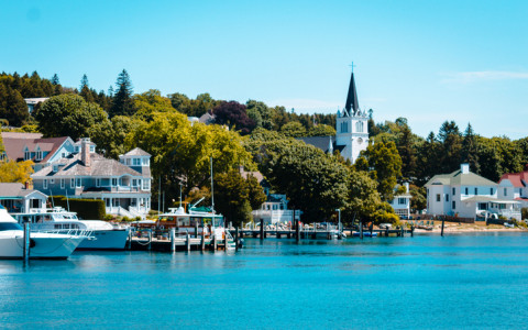 Mackinac's Historic Romantic Reminders