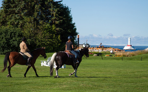Mackinac Community Equestrian Center