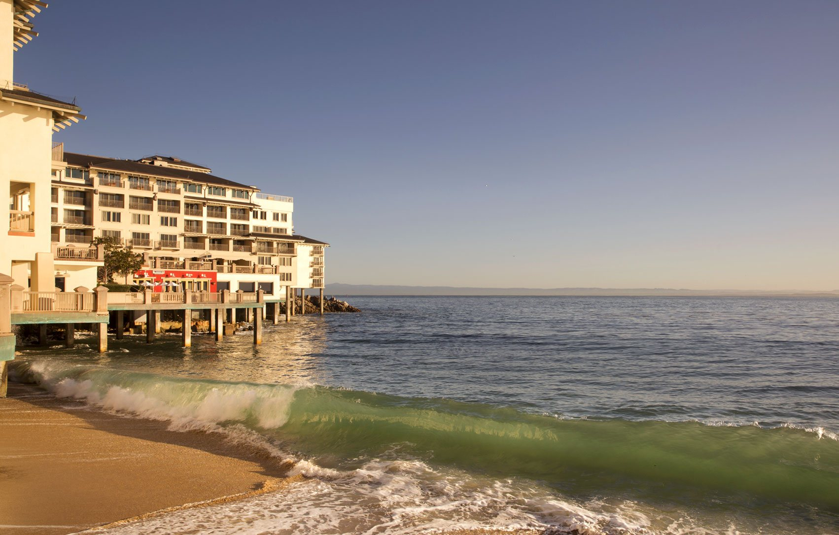 Monterey Plaza Hotel and Spa 0