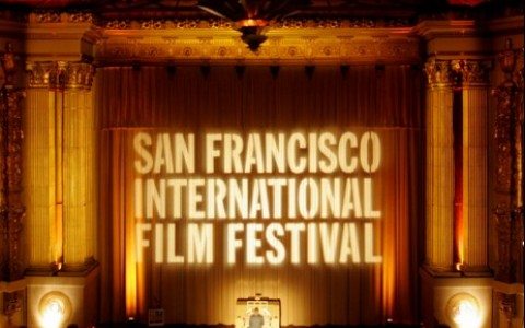 San Francisco Film Fest stage