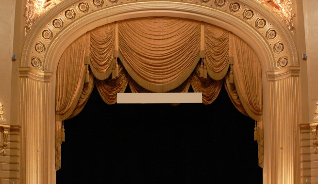 War Memorial Opera House Stage