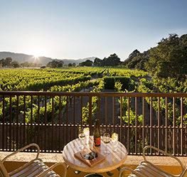 Best Hotel Views In Napa Valley