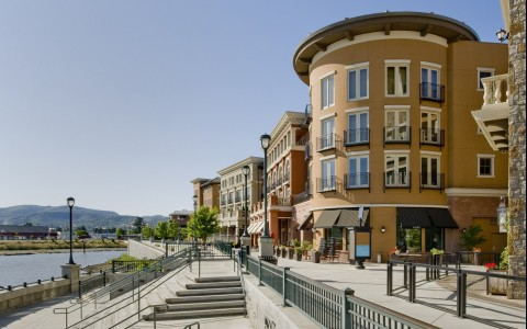 Napa valley city walk