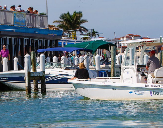 Marinas in Naples FL | Boater's Paradise | Naples Bay Resort