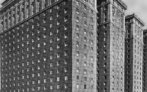 Exterior of Hotel Pennsylvania