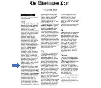 The Washington Post Newpark Press