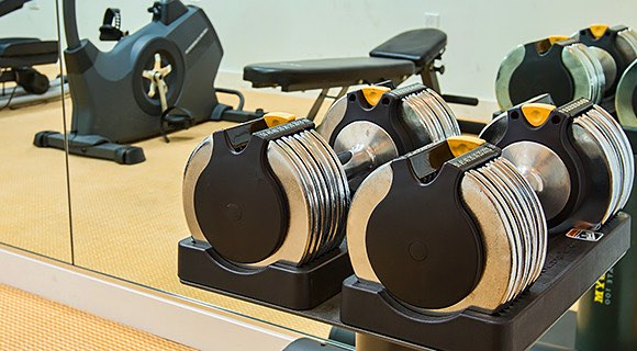Nob Hill Hotel Gym