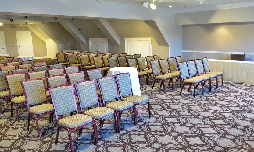 Samuel Nickerson event space