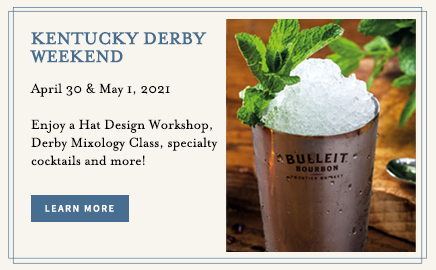 kentucky derby pop in