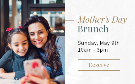 mother's day brunch pop-in