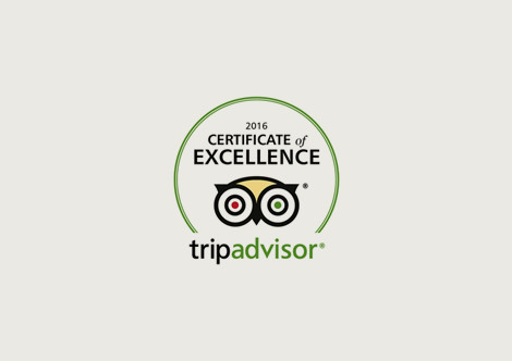 Ocean View Hotel Press Awards Trip Advisor 2016