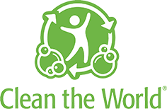 logo clean world