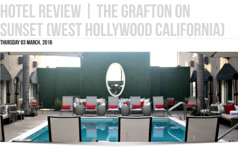 Hotel Review: The Grafton on Sunset