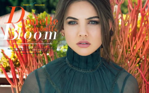 Danielle Campbell's The Bloom