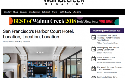 San Francisco's Harbor Court Hotel: Location, Location, Location