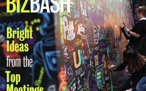 Biz Bash - Spaces that go beyond the typical hotel business center.