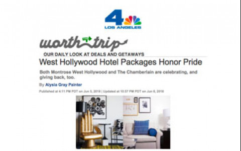 West Hollywood Hotel Packages Honor Pride