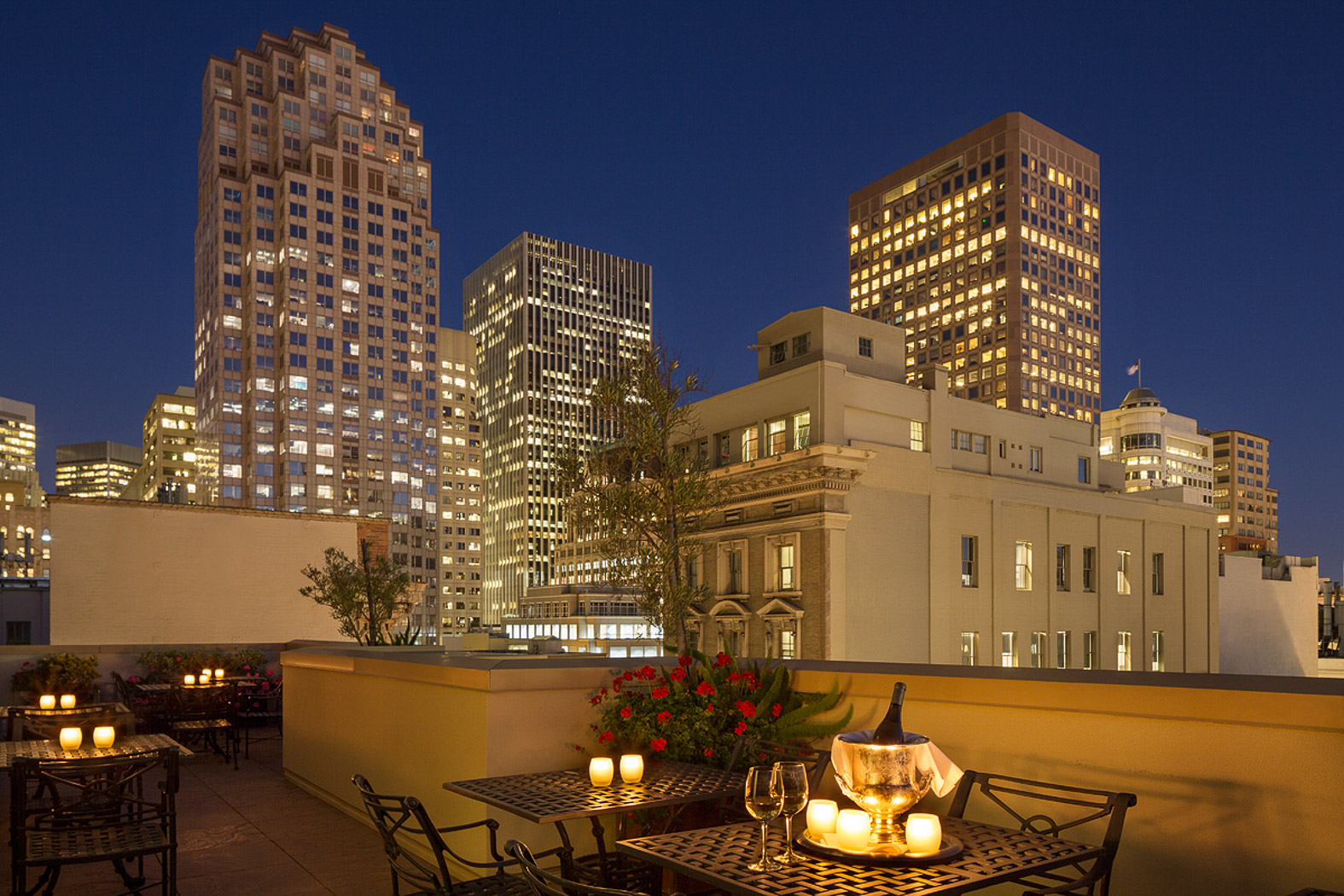 Orchard Hotel San Francisco Promo Code