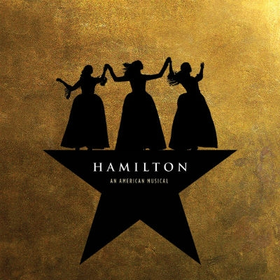 Playbill Image for Hamilton An American Musical