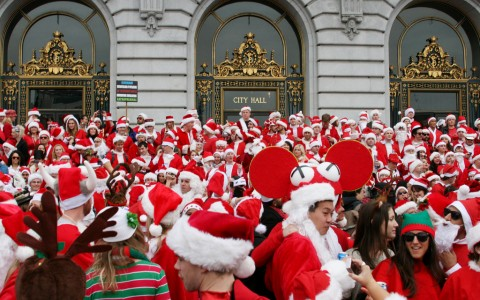 santacon san francisco