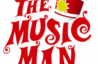 Poster for the Broadway Show The Music Man