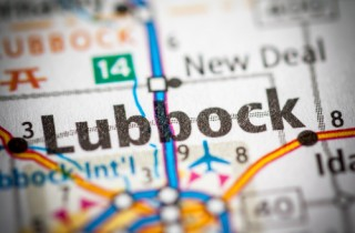 map of lubbock texas