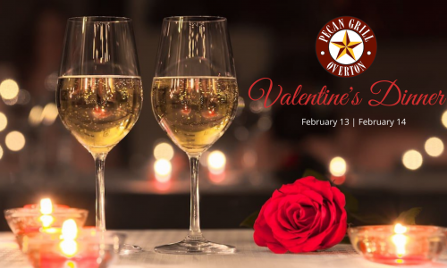 web event valentines dinner