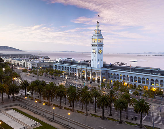 Ferrybuilding Market in san francisco