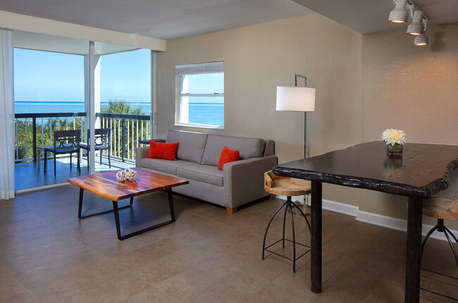 Pelican Cove Oceanfront Bedroom
