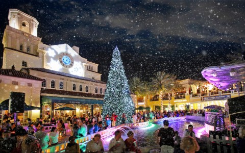 Snowing in The Keys Holiday Festival