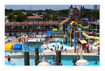 Daytona Lagoon Waterpark