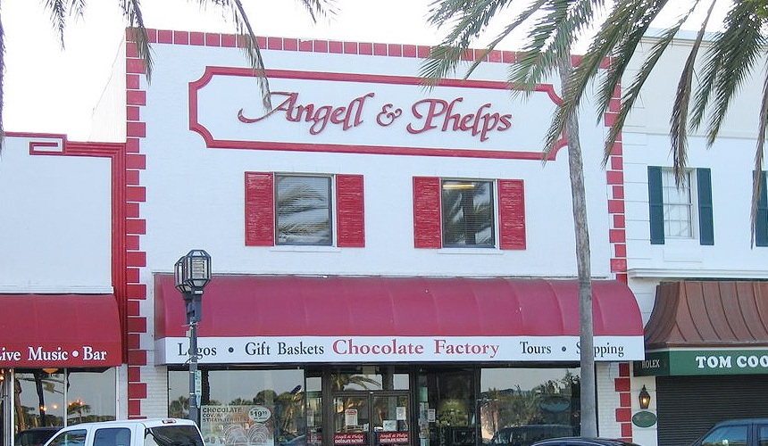 Perrys Attractions Angel & Phelps