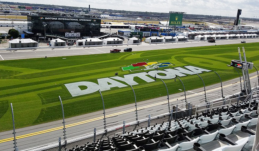 Perrys Attractions Daytona Speedway