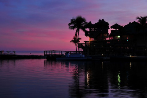 islamorada at twilight