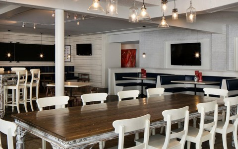 Newly Enhanced Vintage Vibe and Restaurant: Boathouse Kitchen & Bar
