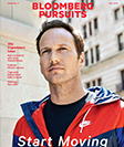 Bloomberg pursuits mag cover