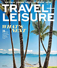 Travel + Leisure mag cover