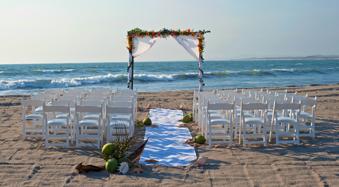 Wedding Ceremony Packages: Mexico Destination Wedding