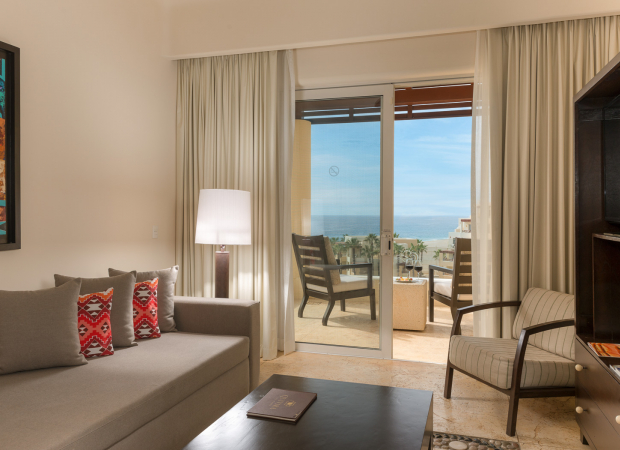Oceanview Suites with Butler Service