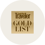 Condé Nast Traveler Gold List Image