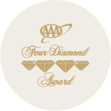 AAA Four Diamond Award Image