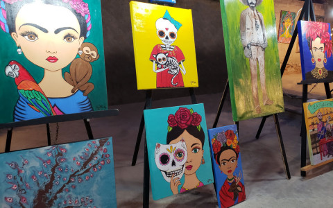 San Jose del Cabo Art Walk Blog Post